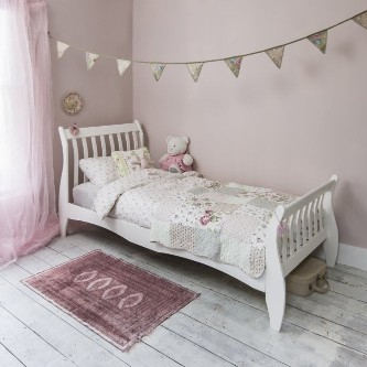 sleigh bed for kids