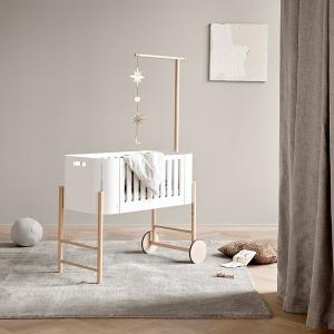 Stunning Wooden Crib