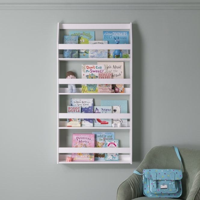 childrens wall bookcase