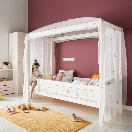 Kids Four Poster Bed