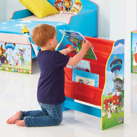 Childrens Sling Bookcase