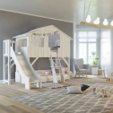 Slide into FUN – 5 AMAZING Treehouse Beds with Slides